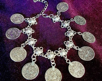 Coins for Charon Bracelet