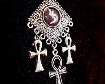 Jusa Ankh necklace