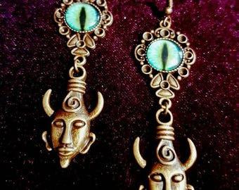 Demon's Eye Earrings