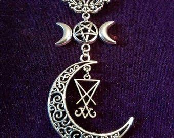 Dark Hecate Necklace