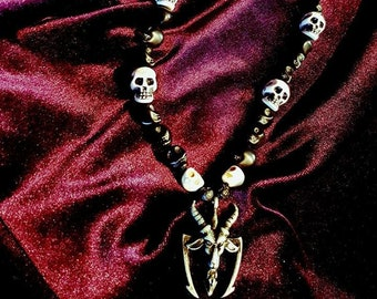 Necromancy Necklace