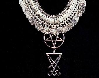 Ritual Magick Neckpiece