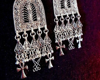 Gothic Gypsy Earrings