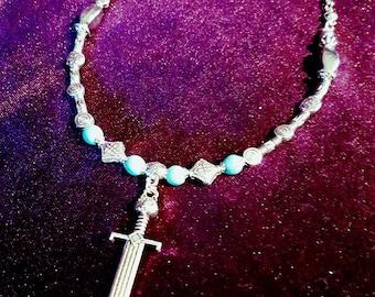 Raziels Sword Necklace