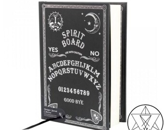 Ouija Spirit Board Book (Drawing and sketching book)