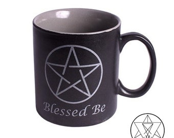 Blessed Be Coffee Mug