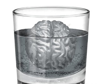 Brain Ice Cube Maker Tray