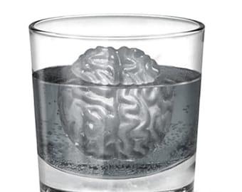 Brain Ice Cube Maker Tray
