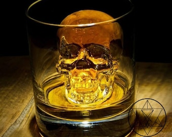 Skull Ice Cube Maker Tray