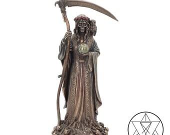 Santa Muerte Statue