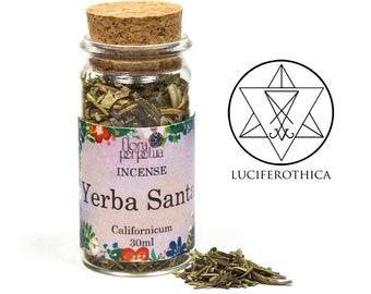 Yerba Santa (Eriodictyon californicum) Incense