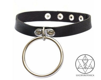 Big O-ring Choker