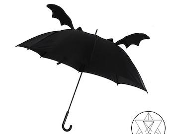 Gothic Bat Umbrella