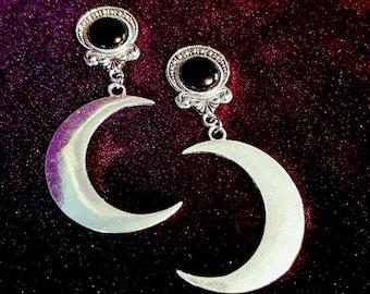 Moon Earstuds or Plugs