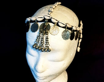 Hoodoo Headpiece.