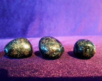 Astrophyllite Gemstones (3 pieces)