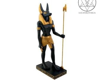 Egyptian God Anubis Statue