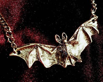 Bat Tradgoth Necklace