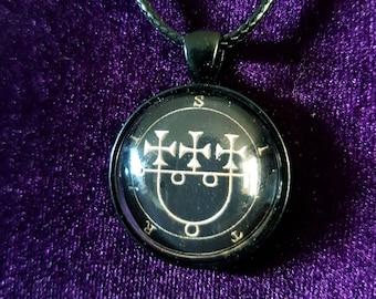 Sigil of Sitri Necklace