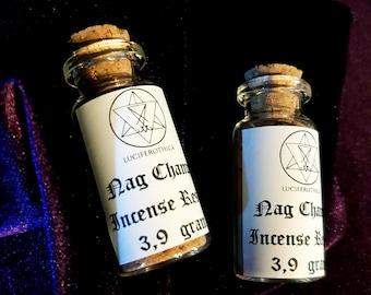 Nag Champa Resin Incense 3.9g