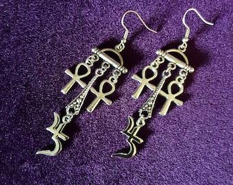 Traditional Sopor Aeternus Earrings