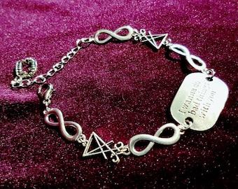 I Wanna Do Bad Things With You Bracelet