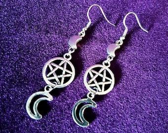 Moon Witch Earrings