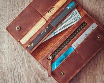 Women leather wallet  98a142259