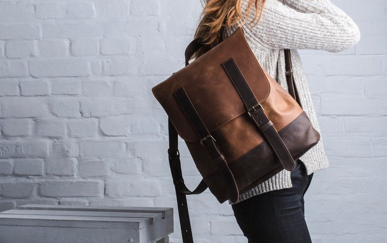 Roll top backpackWaterproof backpackRolltop backpackLaptop image 0