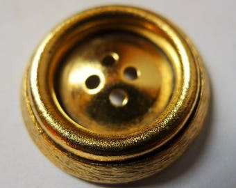 9 vintage buttons french quality