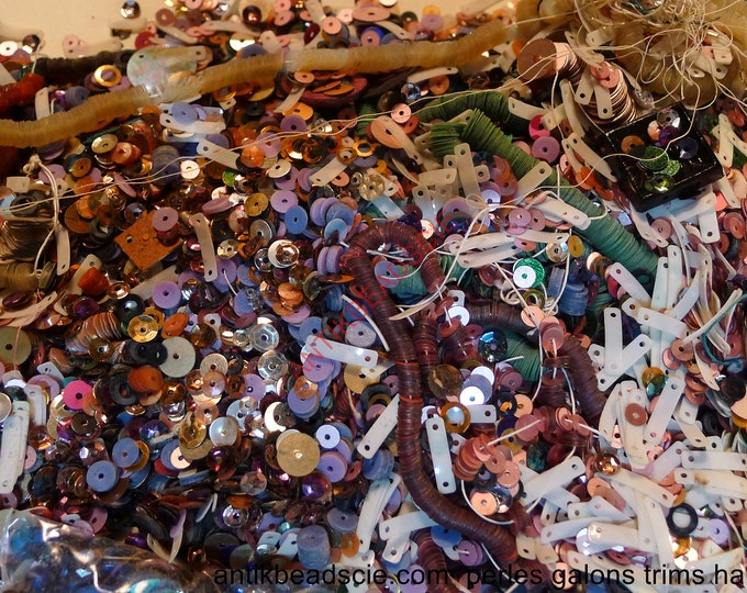 Featured listing image: superb mix of thousands sequins gelatine