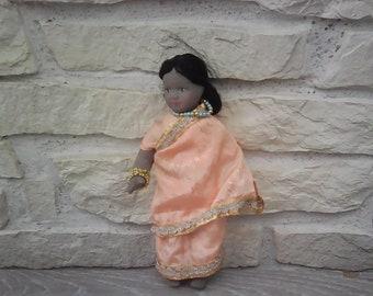 Hindu Lady doll