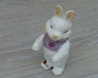 Rabbit subject for decoration or creation