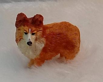 Fox decor display or miniature House