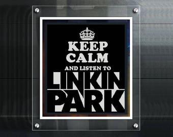 Linkin park cross stitch pattern Chester Bennington Memorial Rock star Gift for son Gift for boyfriend In memory Nu metal Rap metal style 42