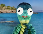 Octopus octopus amigurumi crochet