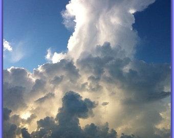 Morning Rain. Photography. Download Digital Art. Affirmation.