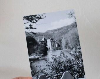 """Postcard """"Vizille Castle"""""""