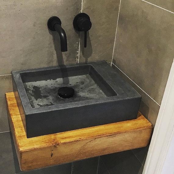 Bespoke Concrete sink