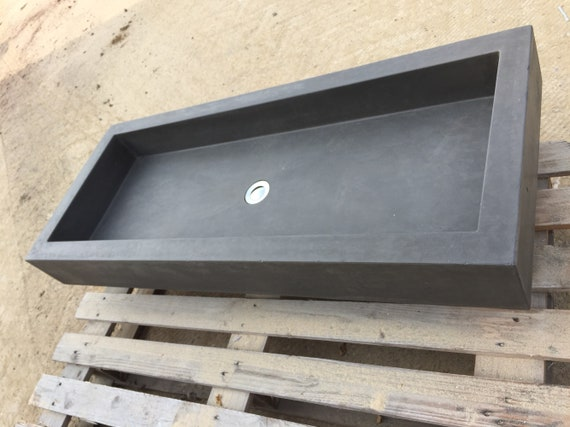 Large Concrete sink