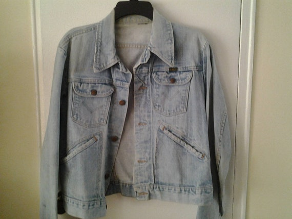 Vintage Ladies Maverick Denim Jacket