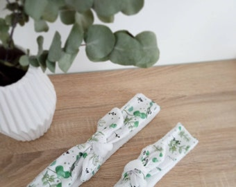 Skinband, make-up, spa, cotton detente and bamboo sponge