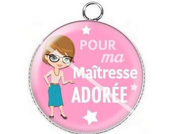 For mistress a23 cabochon pendant