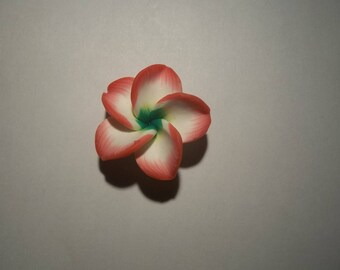 large flowers fimo 35 mm