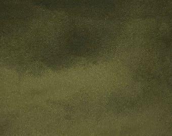 Fern Green Velvet Pillow Cover