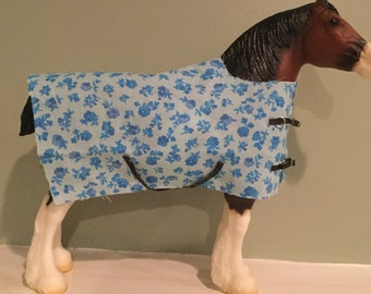 1:9 Traditional Scale Model Horse Turnout Blanket
