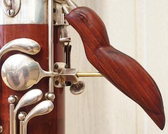 Custom design bassoon handrest