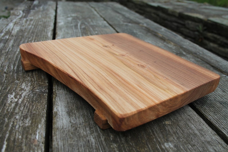 Chopping Board Cheese Board Birthday Wedding Gift Father/'s Day Gift Rustic Breadboard Serving Board Cutting Board Serving Platter