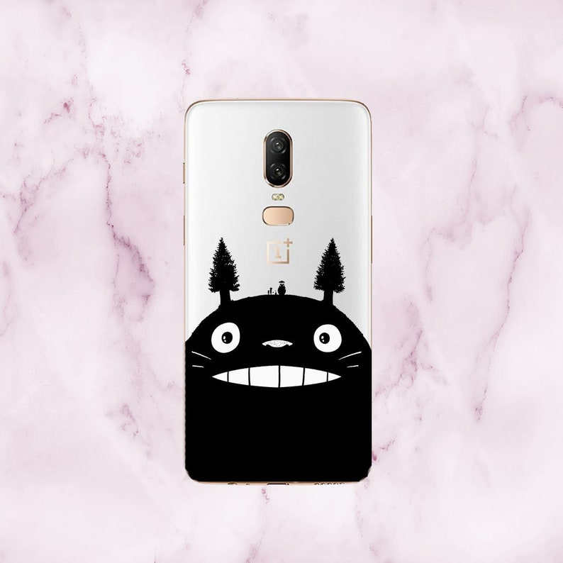 huge selection of fbf92 df7b0 Oneplus 6, case for oneplus 6t, ghibli totoro, oneplus 3t, 5t phone case,  oneplus 3, oneplus clear case, totoro case, oneplus 5t case, anime