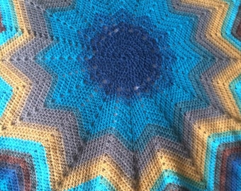 Small star blanket